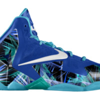 Nike LeBron 11 iD Custom Basketball Shoes - Blue