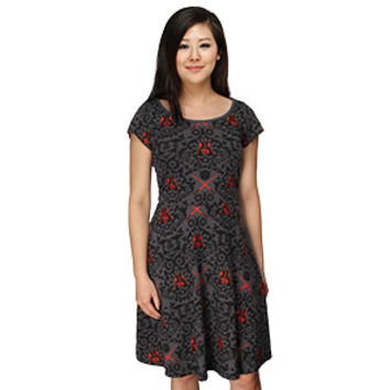 Darth Vader Tapestry Dress - Exclusive