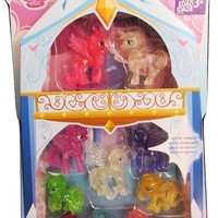 My Little Pony Explore Equestria Crystal Mini Collection Hasbro