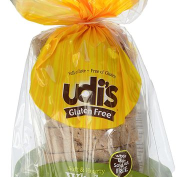 Udi's Delicious Gluten Free MultiGrain Bread, 12 Oz Loaf