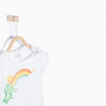 """CARE BEARS"" GRAPHIC T-SHIRT"