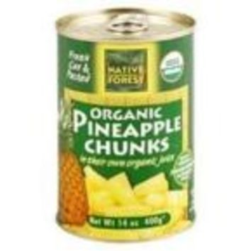 Native Forest Pineappleple Chunks (6x14 Oz)
