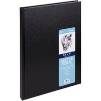 "Pro Art Hard Bound Sketch Book 8.5""X11""-110 Sheets - Walmart.com"