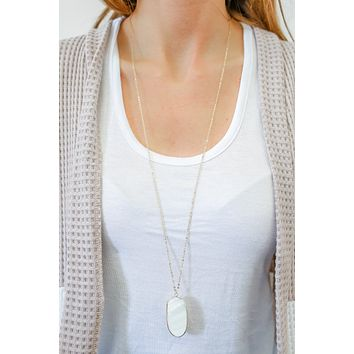 Feeling Serene Necklace