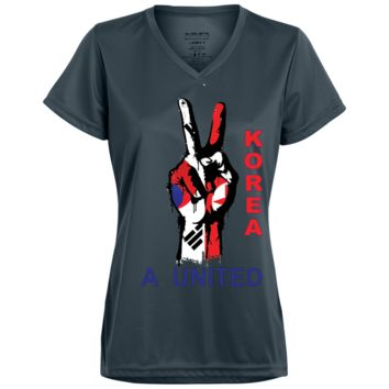 A United Korea North & South Korea Peace T-Shirt