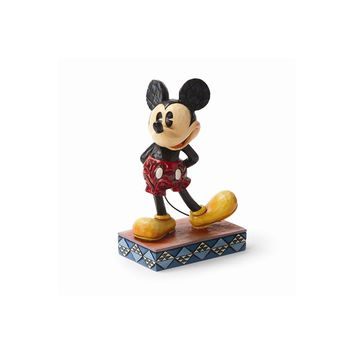 Disney Traditions Classic Mickey Figurine