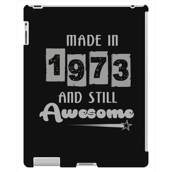 made in 1973 and still awesome iPad 3 and 4 Case