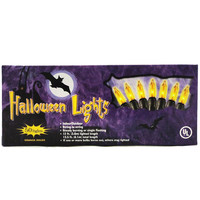 Halloween Halloween Orange Lights Halloween Outdoor Decor