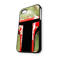 Boba_Fett_Helmet iPhone 5C Case