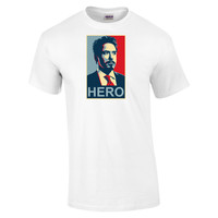 Tony Stark Hero shirt