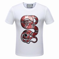 NEW 100% Authentic gucci 2018ss men t shirt 016