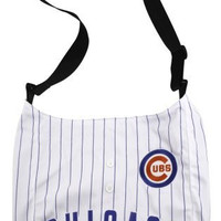 "Chicago Cubs Jersey Tote Bag 15"" x 4"" x 13"""