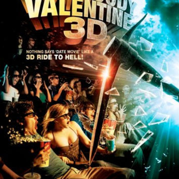 My Bloody Valentine Movie Poster 24inx36in Poster