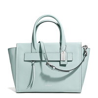 BLEECKER RILEY CARRYALL IN SAFFIANO LEATHER | Lord and Taylor