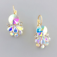 Aurora Cluster Earrings