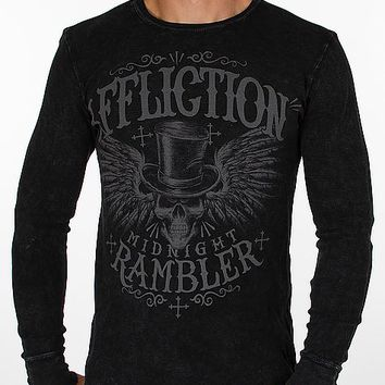 Affliction Rambler Thermal Shirt