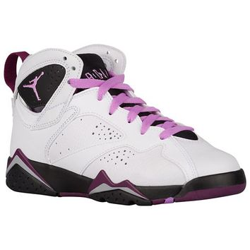 Jordan Retro 7 - Girls' Grade School at Foot Locker