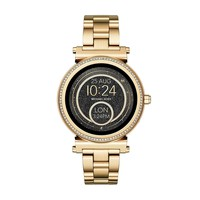 Michael Kors Gold Crystal Sofie Gen Smart Watch