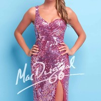 Flash by Mac Duggal 4122L Dress