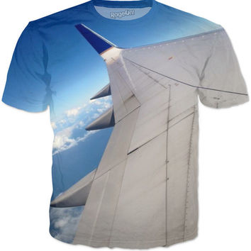 Plane Wing Tee