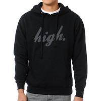 Odd Future Domo High Black Pullover Hoodie