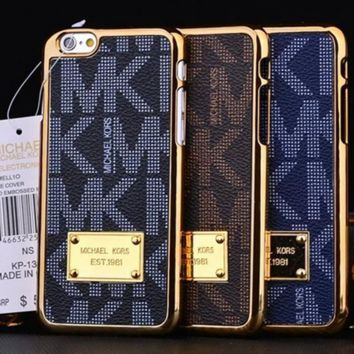 MK Phone case for The metal frame iPhone 5/6/6S/7/7plus