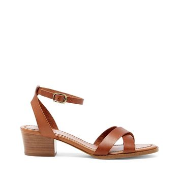 Sole Society Savannah Block Heel Sandal