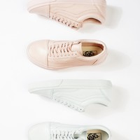 Free People Old Skool Mono Leather Sneaker
