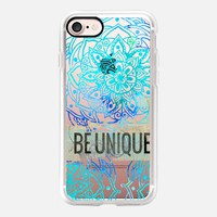 tie dye be unique iPhone 7 Capa by Li Zamperini Art | Casetify
