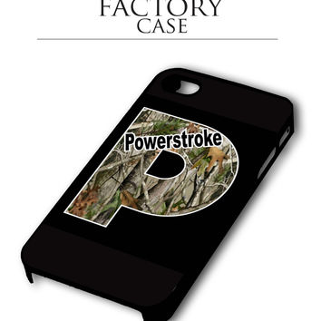 Ford Powerstroke Camo iPhone for 4 5 5c 6 Plus Case, Samsung Galaxy for S3 S4 S5 Note 3 4 Case, iPod for 4 5 Case