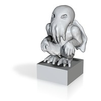 "Cthulhu On Pedestal 2"" Tall"