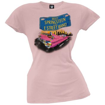 Bruce Springsteen - Cadillac Juniors T-Shirt