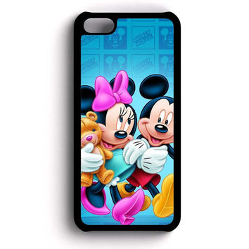 Mickey And Minnie Mouse iPhone 5c case