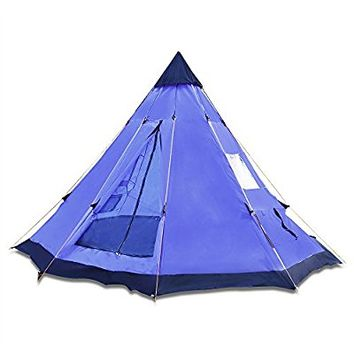 Arctic Monsoon 12x12' 6 Person Teepee Tent