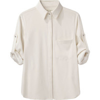 Rag & Bone Silk Boyd Shirt