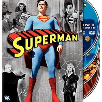Kirk Alyn & Noel Niell - Superman - The 1948 & 1950 Theatrical Serials Collection