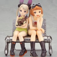 Kirin Hobby : Last Exile: Fam the Silver Wing ~ Alvis & Lavie 1/8 Figure by Alter 4560228202946