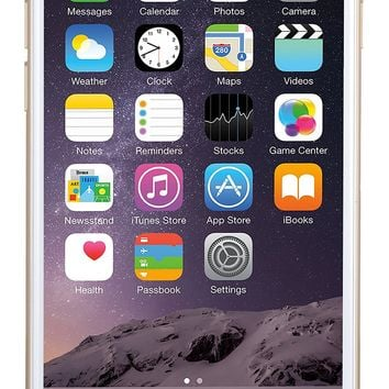 Online Only!! Apple iPhone 6 128GB Unlocked GSM Phone w/ 8MP Camera - Gold (Refurbished)