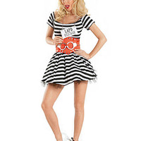 Prisoner Of Love Costume | Sexy Clothes Womens Sexy Dresses Sexy Clubwear Sexy Swimwear | Flirt Catalog