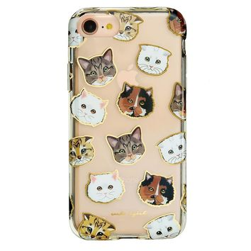Carli's Cats Phone Case by Carli Bybel