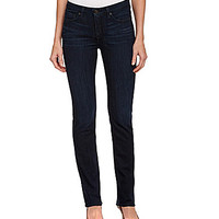 Spanx Slim-X® Straight-Leg Jeans - Dark Dipped