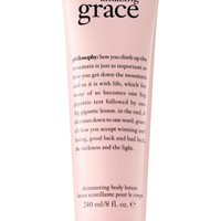 philosophy amazing grace shimmering body lotion | Nordstrom