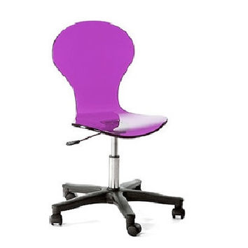 Spectrum West Question Marc Chair | Purple