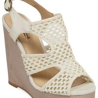 Lucky Brand Remyy Platform Wedge Sandals