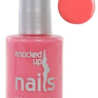 Maternity Safe Nail Polish – Nail for Pregnancy – Coral Cutie : Knocked Up Nails