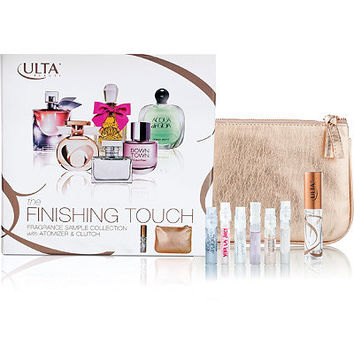 ULTA The Finishing Touch Fragrance Sample Collection Ulta.com - Cosmetics, Fragrance, Salon and Beauty Gifts