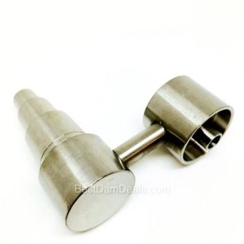 3-in-1 L-Shape Titanium Nail