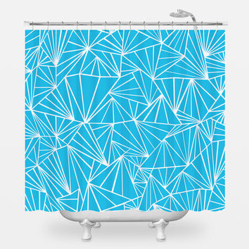 Ab Electric Shower Curtain