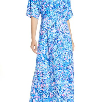 Lilly Pulitzer® Parigi Maxi Dress | Nordstrom