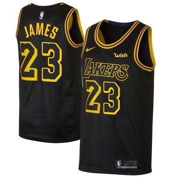 Youth Lakers The City LeBron Jersey